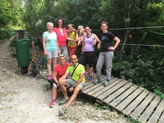 team building soca fun park